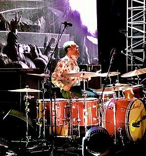 Jim Sclavunos American musician