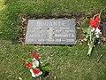 Jimmy & Margaret Durante's grave.JPG