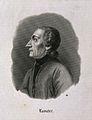 Johann Caspar Lavater. Stipple engraving. Wellcome V0003407.jpg