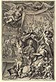 Johann Georg Bergmüller Widmungsblatt für Erzbischof Leopold Anton von Firmian ubs G 0742 II.jpg