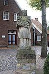 Johannes-Nepomuk-Statue Kirchstrasse Metelen.JPG