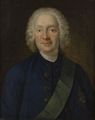 John Carmichael, 3rd Earl of Hyndford - John Carmichael, 3rd Earl of Hyndford