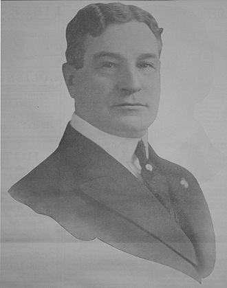 Washington's 1st congressional district - Image: John Franklin Miller (congressman)