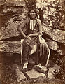 John K. Hillers (American - Little Bear, Cheyenne - Google Art Project.jpg