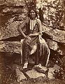 John K. Hillers (American - Little Bear, Cheyenne - Google Art Project.jpg