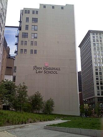 John Marshall Law School (Chicago) - The John Marshall Law School