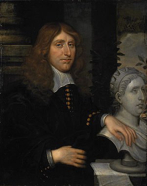 John Mylne (1611–1667) - John Mylne, painted by an unknown artist around 1650