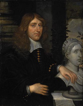 John Mylne (1611–1667) - John Mylne, painted by an unknown artist around 1650