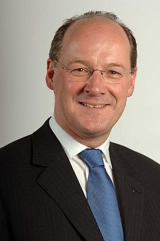 Deputy First Minister of Scotland - Image: John Swinney, Cabinet Secretary for Sustainable Growth (1)