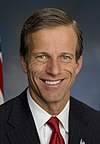John Thune, official portrait, 111th Congress (cropped).jpg