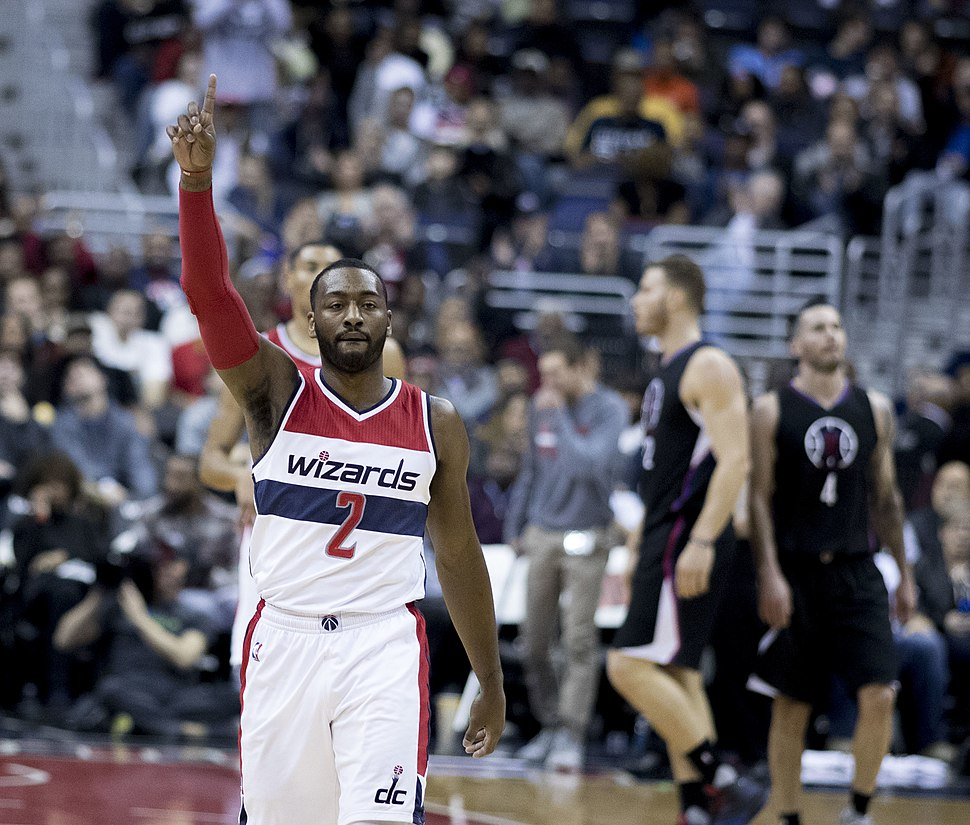 John Wall (Clippers at Wizards 12-18-16)