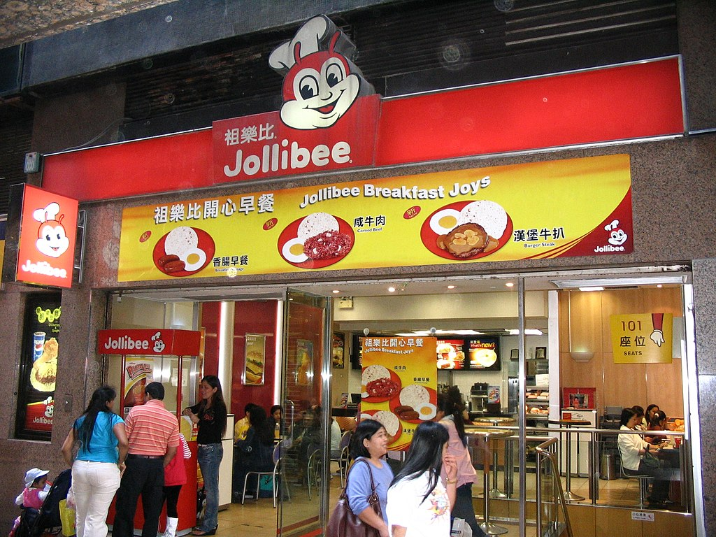 jollibee document International business jollibee foods corporation international expansion submitted by: marakani v s yogesh (87) md zafar imran (90.
