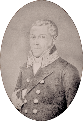 Jonathas Granville - Jonathas Granville as it appears in his son's biography