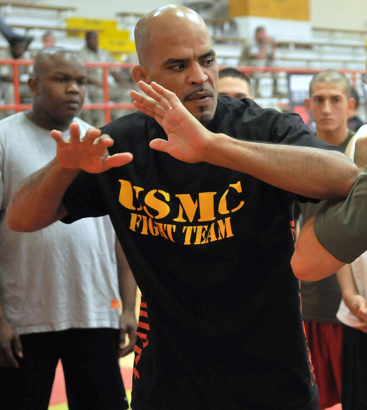 Jorge Rivera Fighting