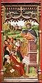 Jorge inglés, predica di un santo, 1475-1500 ca. (spagna) 01.jpg