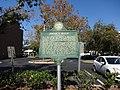 Josiah T. Walls historical marker, Gainesville FL.JPG