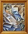 Juan gris, ritratto di pablo picasso, 1912, 01.jpg