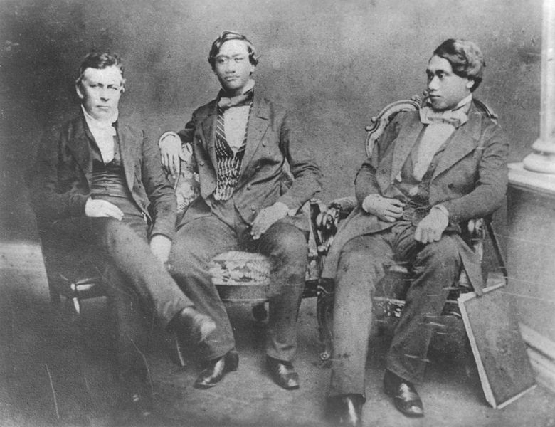 File:Judd sitting with Hawaiian Princes (PP-97-8-009).jpg