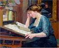 Jules Ernest Renoux - La lecture.jpg