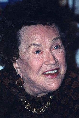 Julia Child - Child in 1994