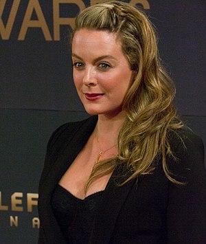 Julie Le Breton - LeBreton at the 2012 Genie Awards