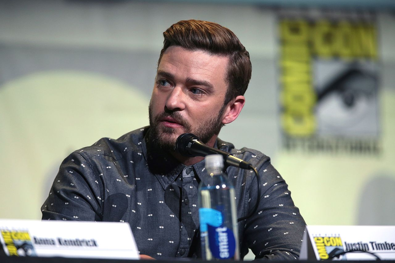 Singers who are also brilliant actors: Justin Timberlake has won accolades for The Social Network Source: pt.m.wikipedia