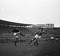 Juventus v AC Milan (ca. 1950s) - Nils Liedholm and Carlo Parola.jpg