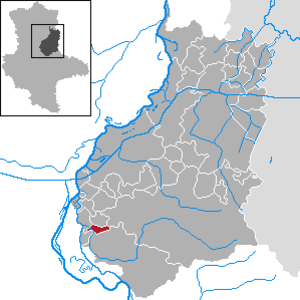 Königsborn - Image: Königsborn in JL
