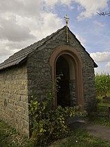 Host Chapel and Johanneskreuz
