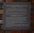 Köster-Stiftung Tafel für Margarethe Elisabeth Milow.jpg