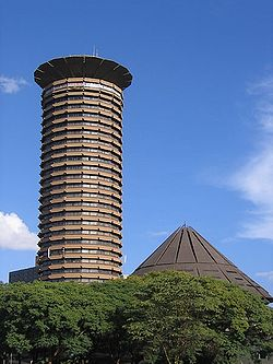 'Kenyatta International Conference Centre'