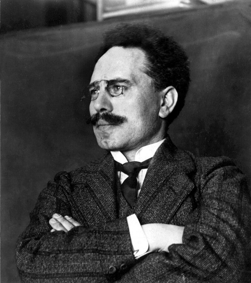 ¡A pesar de todo! - Karl Liebknecht (1919) 800px-KLiebknecht