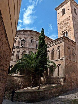 Iglesia de San Bartolomé, Toledo - Iglesia de San Bartolomé