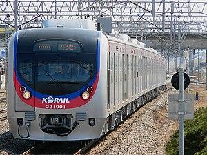 Korail Class 331000 - Class 331000 (first batch) train 331-01