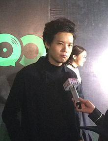 Kacha Nontanun at Joox Music Awards 2017.jpg