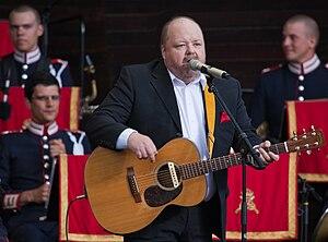 Kalle Moraeus - Kalle Moraeus in 2010