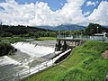 Kamanashigawa II power station Weir.jpg