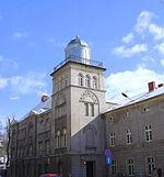 Kamienna Góra, gmach Sądu Rejonowego - 6 marca 2010 r..jpg