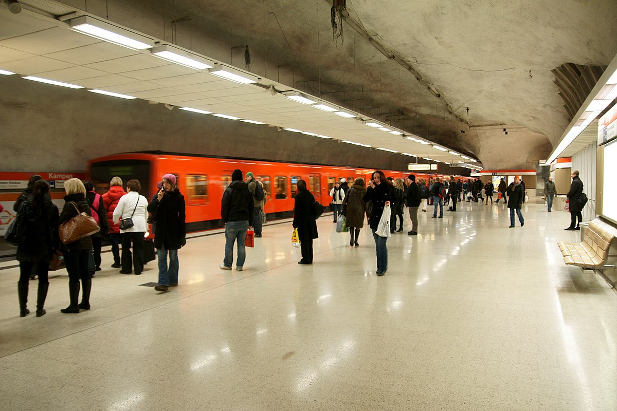 Kamppi Metro