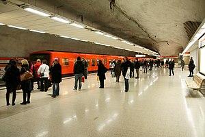 Sörnäisten Metroasema