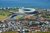 Kapské město, fotbalový stadion - Jihoafrická republika - panoramio.jpg