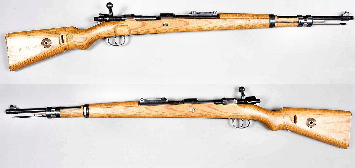 spanish m43 mauser history by serial number