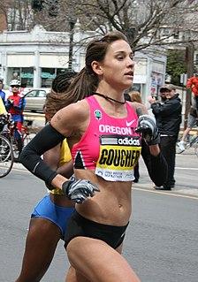 Kara Goucher American long-distance runner