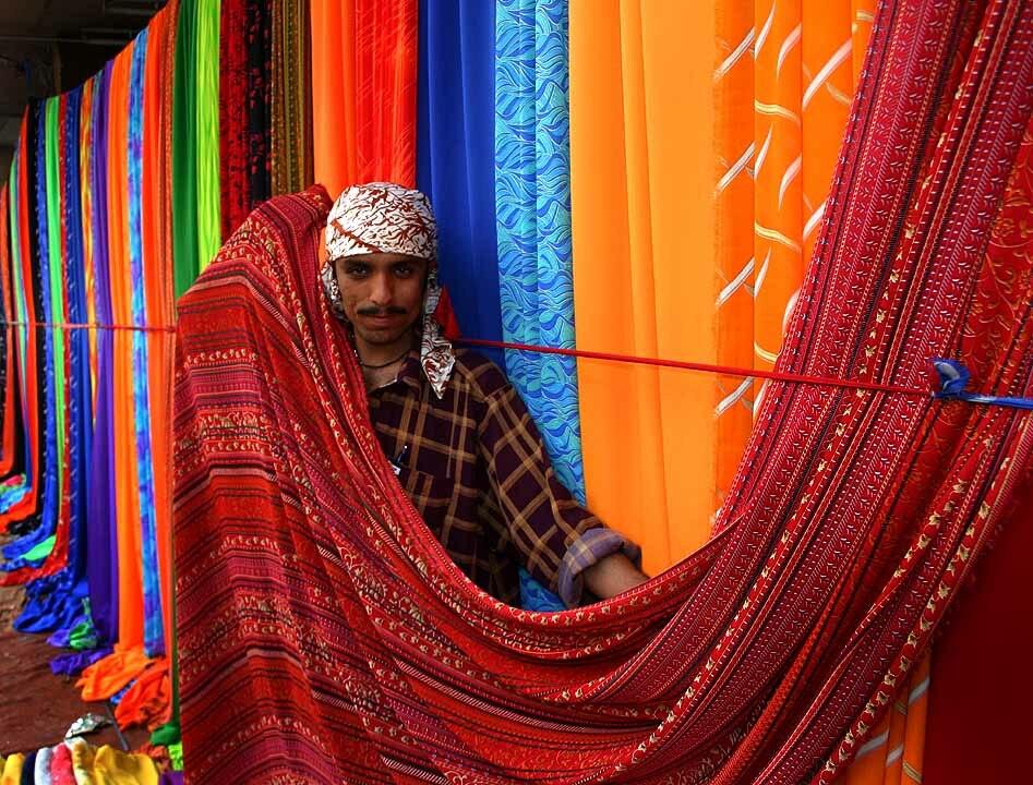 Karachi - Pakistan-market