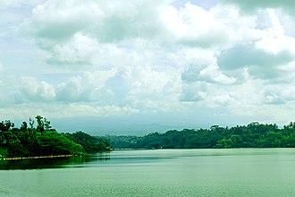 Malang - Image: Karangkates Dam, Malang