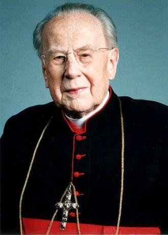 Franz König - Image: Kardinal koenig