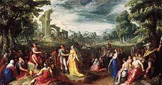 Karel van Mander (I) - The Continence of Scipio - WGA13914.jpg