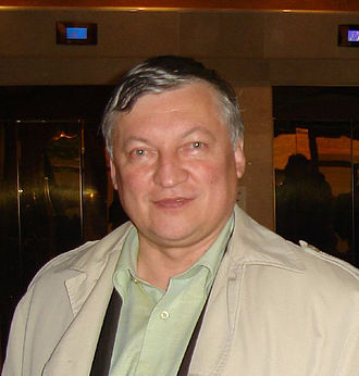 Swindle (chess) - Anatoly Karpov