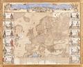 Karta över Europa från 1672 - Skoklosters slott - 93666.tif