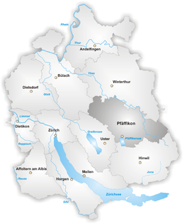 District Pfäffikon
